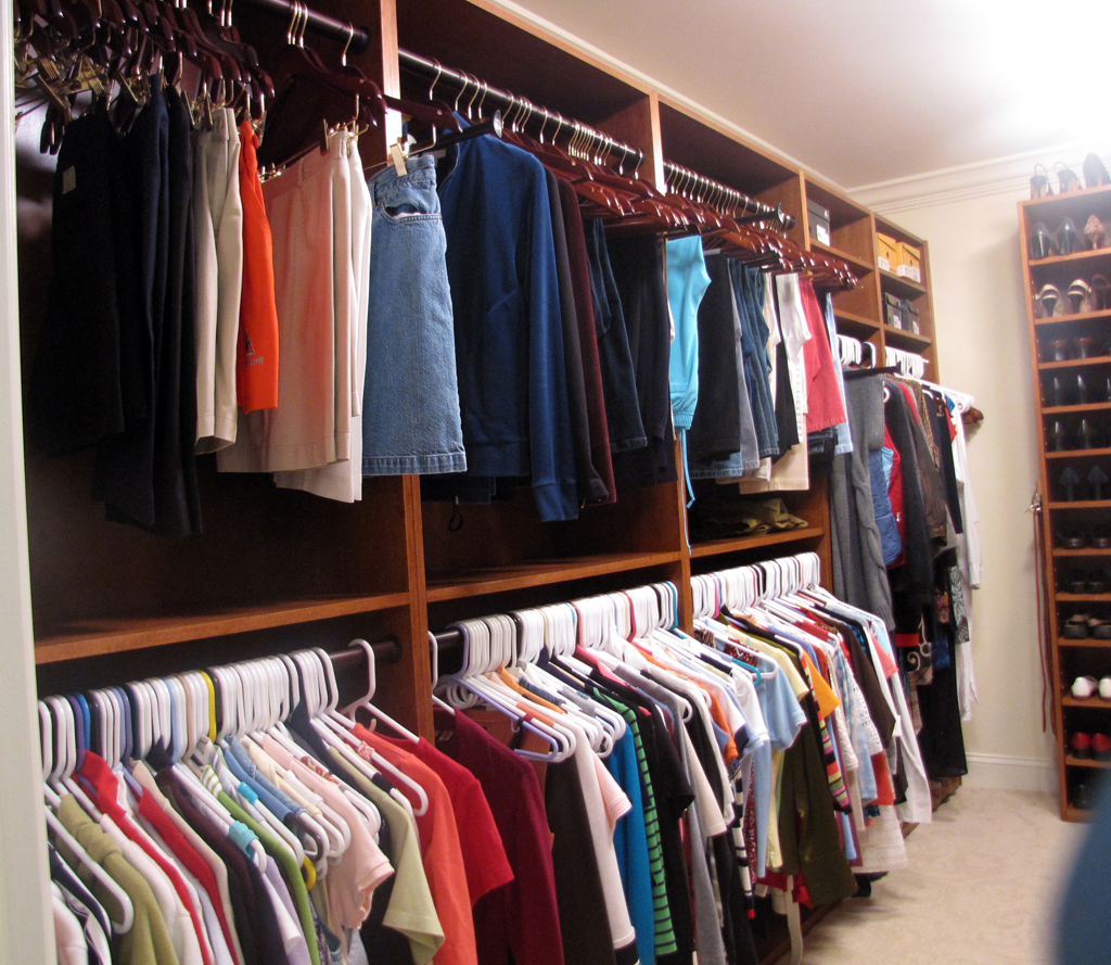 Custom Closets And Various Wood Accessories Too!